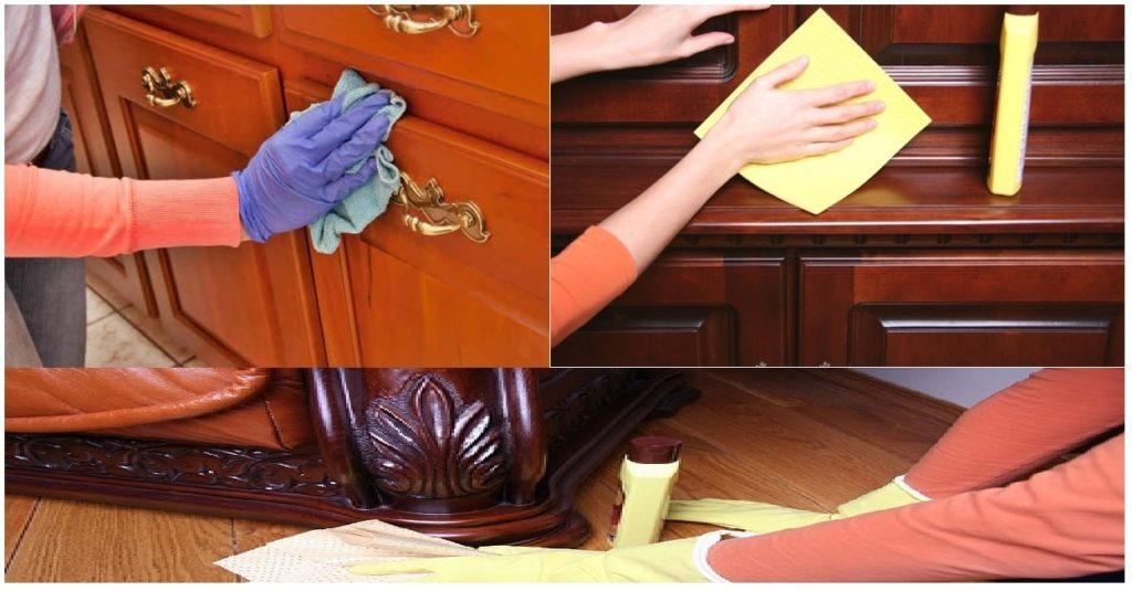 كيفية الحفاظ على الاثاث الخشبي بشكل دائم